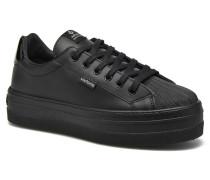 Deportivo Basket Piel 132100 Sneaker in schwarz