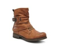 Masya Stiefeletten & Boots in braun