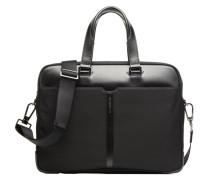 Portedocuments Cuir Audacieux Laptoptaschen für Taschen in schwarz