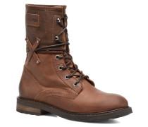 Bupswing Stiefeletten & Boots in braun