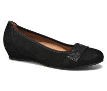 Jane Ballerinas in schwarz
