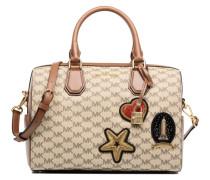 PATCHES MERCER DUFFLE Handtaschen für Taschen in beige