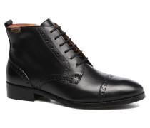 ROYAL W4D8717 Stiefeletten & Boots in schwarz