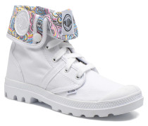 Pallab BGY CMYK W Sneaker in weiß