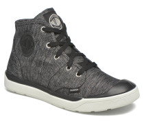 Pallaru H Sneaker in schwarz
