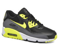 AIR MAX 90 MESH (GS) Sneaker in schwarz