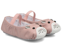 Toddler Hamster Ballerinas in rosa