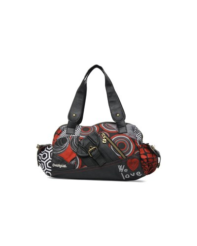 desigual damen sale 20 desigual new tokyo duobolas handtaschen f r taschen mehrfarbig. Black Bedroom Furniture Sets. Home Design Ideas