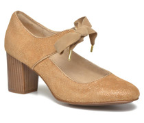 Margot Langdon Pumps in goldinbronze