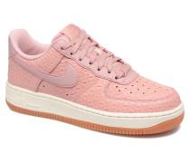 Wms Air Force 1 '07 Prm Sneaker in rosa