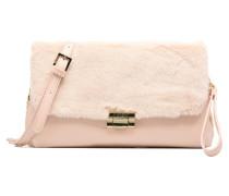 Pochette fourrure Handtaschen für Taschen in rosa