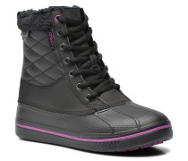AllCast Waterproof Duck Boot W Stiefeletten & Boots in schwarz