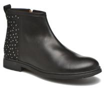 Picpus Back Stain Stiefeletten & Boots in schwarz