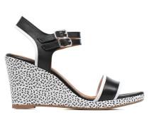 Pastel Belle #10 Sandalen in schwarz