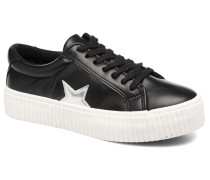 Cherry Sneaker in schwarz