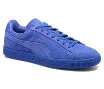 Suede Classic Wn's Sneaker in blau