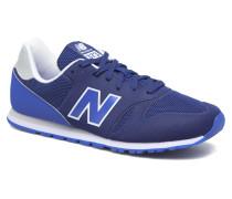 KD373 J Sneaker in blau