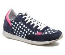 Run Pop Sneaker in blau