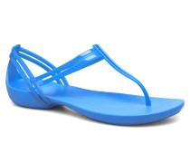Isabella Tstrap Sandalen in blau