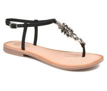 Aranzazu Sandalen in schwarz