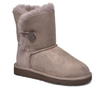 Kid's bailey button Stiefeletten & Boots in grau