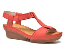 Code ND21 Sandalen in rot