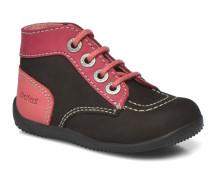 Bonbon Stiefeletten & Boots in schwarz