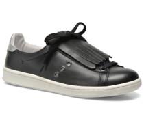 Beluga Sneaker in schwarz