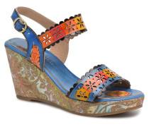 BENIN 04 Sandalen in mehrfarbig
