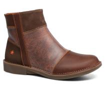Bergen 849 Stiefeletten & Boots in braun
