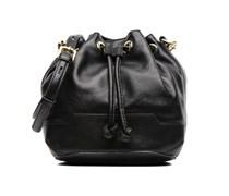 Mini Fiona Bucket Handtaschen für Taschen in schwarz