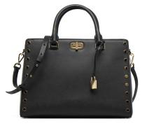 Sylvie MD Satchel Handtaschen für Taschen in schwarz