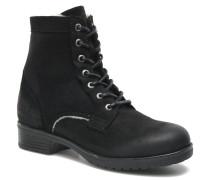 Lorana Stiefeletten & Boots in schwarz