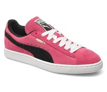 Suede Classic Wn's Sneaker in rosa