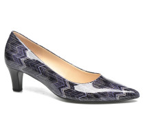 Emilie Pumps in blau