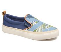 Traveler Aloha Sneaker in blau