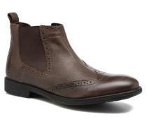 U Jaylon B U74Y7B Stiefeletten & Boots in braun