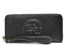 Korry Large Zip around Portemonnaies & Clutches für Taschen in schwarz