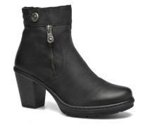 June Y1553 Stiefeletten & Boots in schwarz