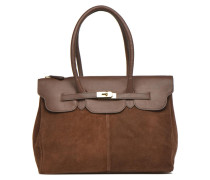 SOZA Porté main cuir Handtaschen für Taschen in braun