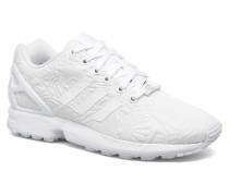 Zx Flux W Sneaker in weiß