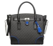 Hamilton LG EW Stachel Handtasche in schwarz