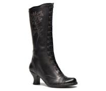 Rococo S847 Stiefeletten & Boots in schwarz