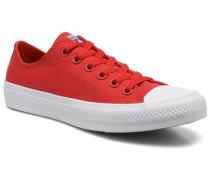Chuck Taylor All Star II Ox W Sneaker in rot
