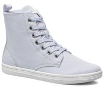 Ecletic Hackney 7 Eye Boot 3J03 Sneaker in blau