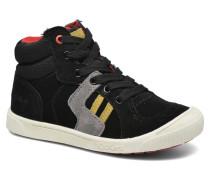Ziguers Sneaker in schwarz