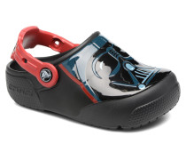 Funlab Lights Darth Vader Sandalen in schwarz