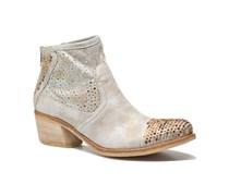 Katella Stiefeletten & Boots in silber