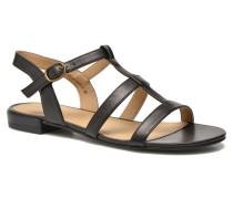 Aely Sandal Sandalen in schwarz