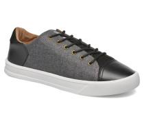 Border Classic Sneaker in schwarz